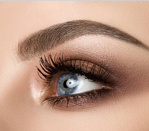 makeup brows