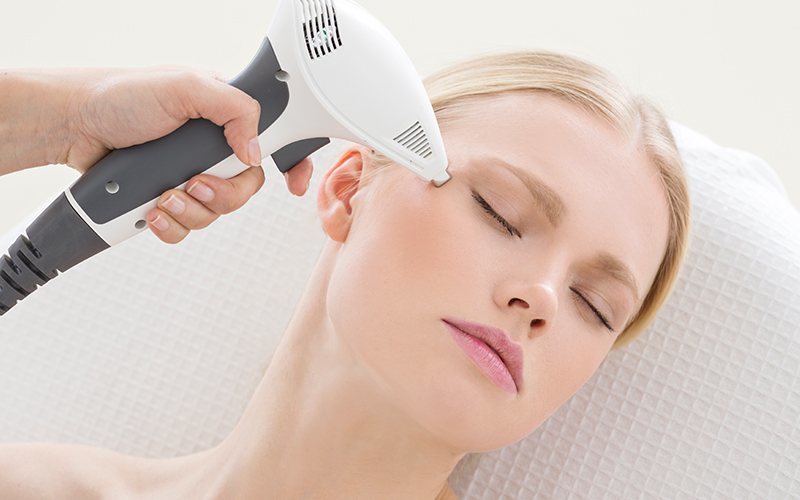 Skin rejuvenation therapy